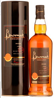 Benromach Scotch Single Malt Organic 750ml